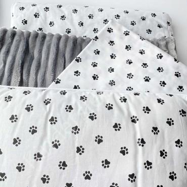 Набор в коляску (кроватку) 3 предмета «Лапки»