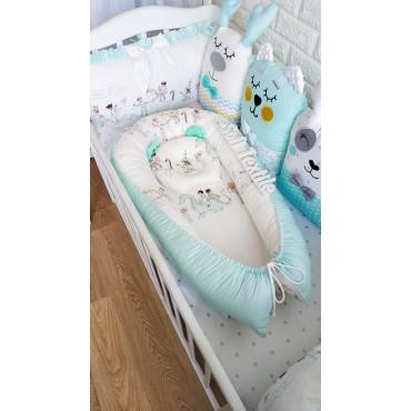 Кокон-гнездышко «Магический парад» с подушкой