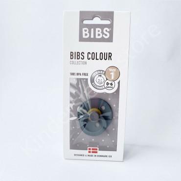 Пустышка (соска) Bibs Colour Iron (0-6 мес) Железо