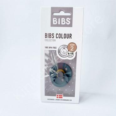Пустышка (соска) Bibs Colour Iron (6-18 мес) Железо