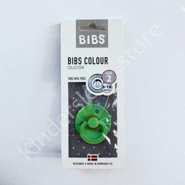 Пустышка (соска) Bibs Colour Lime (6-18 мес) Лайм