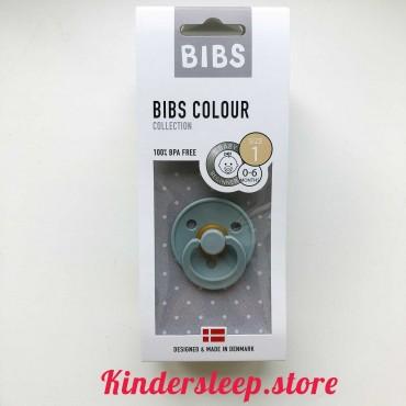 Пустышка (соска) Bibs Colour Island Sea (0-6 мес)