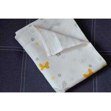 Муслиновая пеленка «Бабочки №2»