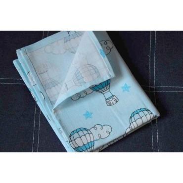 Муслиновая пеленка «Воздушные шары №2»
