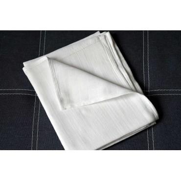 Муслиновая пеленка «Белая»