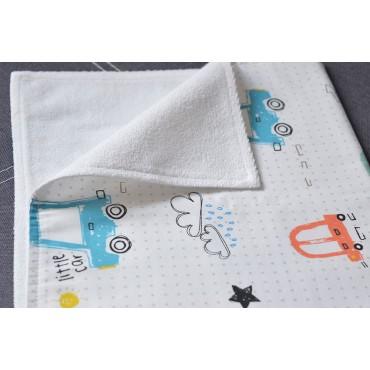 Непромокаемая пеленка «Маленькие машинки»