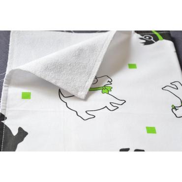 Непромокаемая пеленка «Собачки»