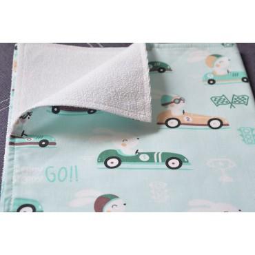 Непромокаемая пеленка «Гоночные машинки»