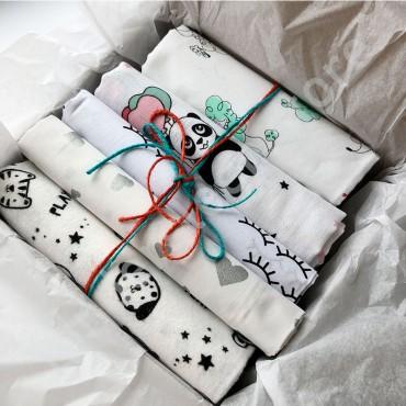 Kinder Sleep box Пеленки №1, унисекс