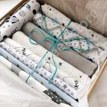 Kinder Sleep box Пеленки №2, для мальчика