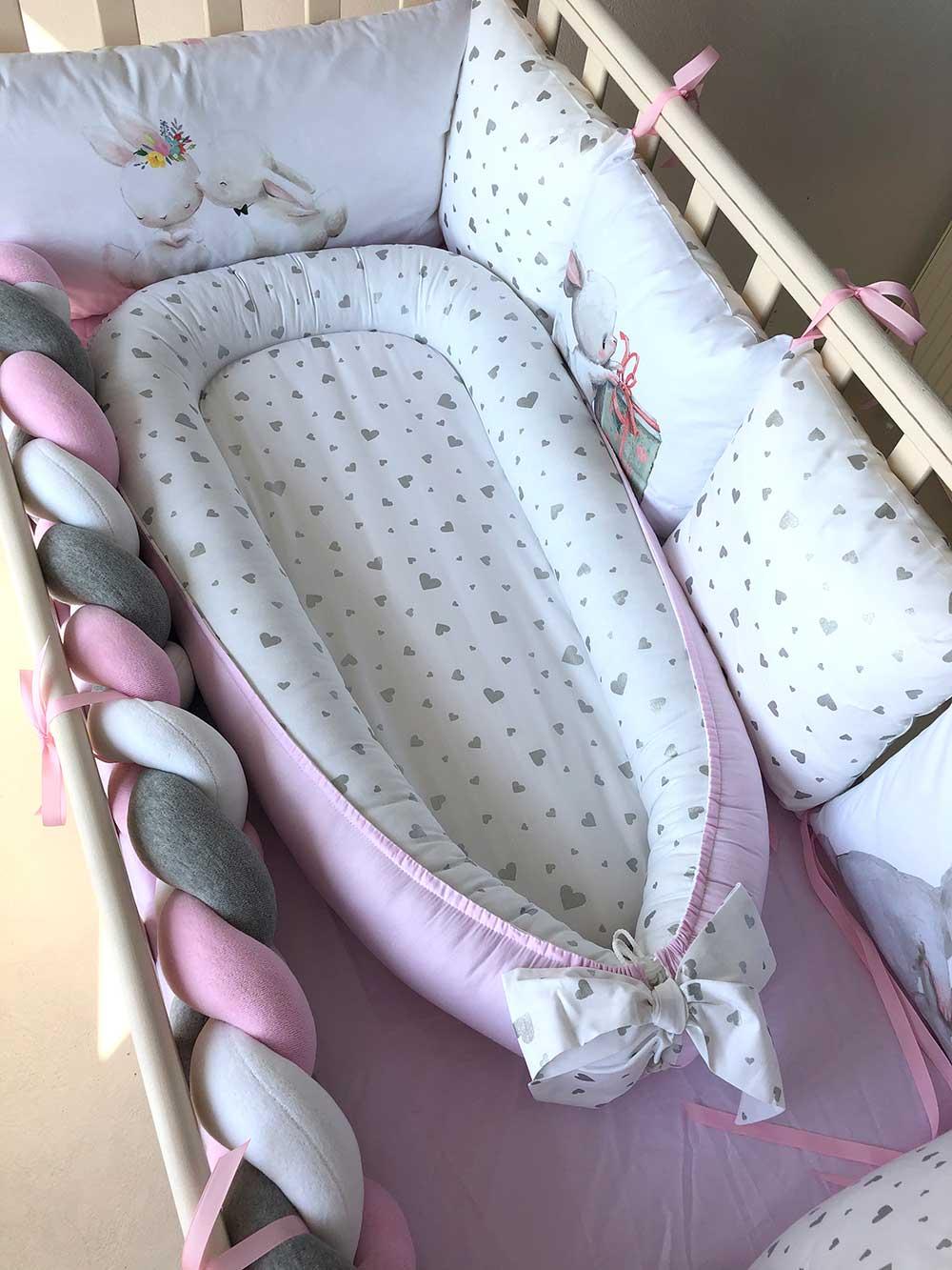 Коконы (гнездышко) для новорожденных 2020